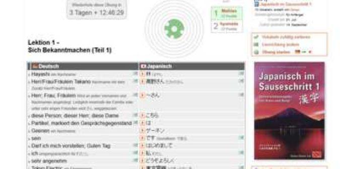 Informatikstudenten der Universität des Saarlands entwickeln Sprachlernportal