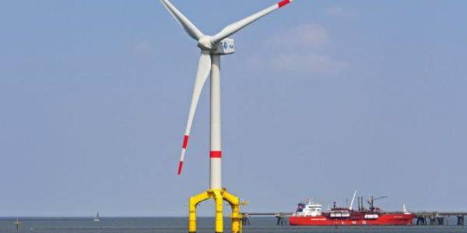 Offshore-Anlagentechnik