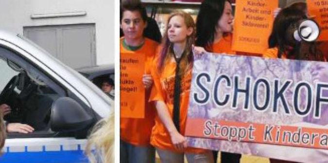 Schoko Fair – ein Projekt der Montessori-Hauptschule Düsseldorf