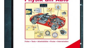 CD-ROM, Physik am Auto