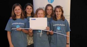Der freestyle-physics Wettbewerb