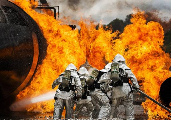 "Neuer Studiengang: der ""Feuerwehr-Bachelor"""