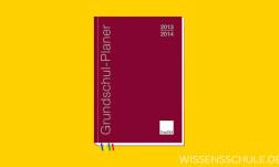 TimeTEX Grundschul-Planer A4-Plus, 2013/2014