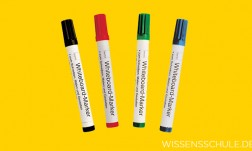TimeTEX Set Whiteboard-Marker, 4-tlg.