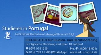 Studieren in Portugal … heißt mit südländischem Lebensgefühl zum Erfolg!