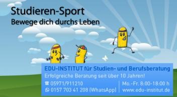Sport studieren
