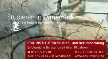 Studieren in Dänemark