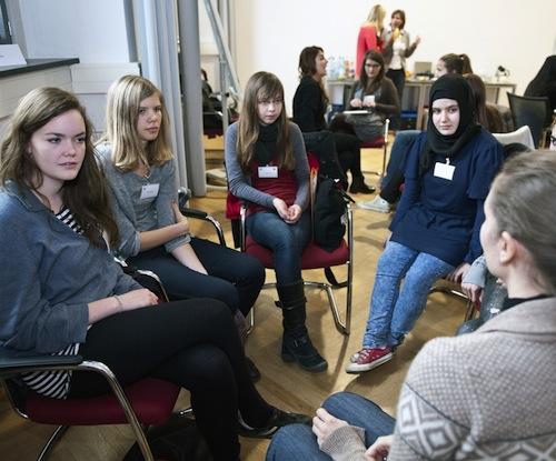 Femtec, Uni-Kennenlerntag, TU Berlin, 16.11.2012