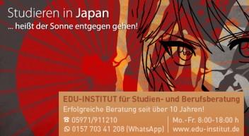 Studieren in Japan…