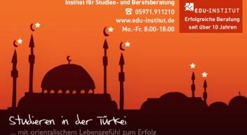 Studieren in der Türkei…