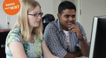Erfahrungsbericht von Informatik-Studentin Carina