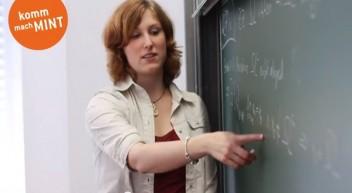 Erfahrungsbericht von Mathematik-Studentin Christina