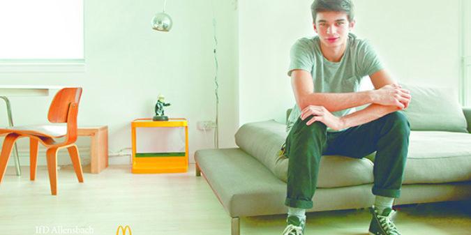 Karriere nach Wunsch: Gemütslage von Azubis in der McDonald's Ausbildungsstudie