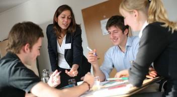 Chancen stiften: Stiftung der Deutschen Wirtschaft