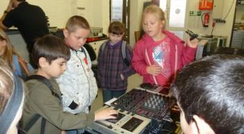 Learning Kids — Einblicke in Arbeitswelten