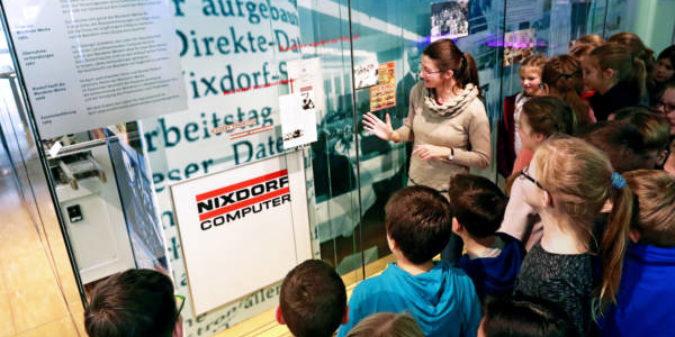 Heinz Nixdorf MuseumsForum: Mehr als das größte Computermuseum der Welt