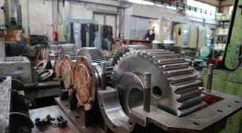 Ausbildung im Maschinenbau