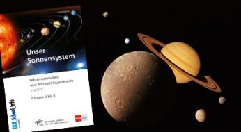"""""""Unser Sonnensystem"""" – Schulbuch mit vielen Mitmach-Experimenten"""