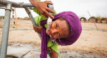 Wasser ist Leben – Unterrichtsmaterial des DRK