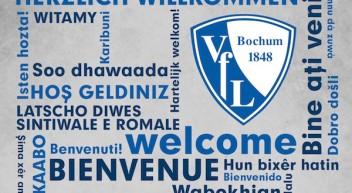 VfL Bochum unterstützt Flüchtlinge in seiner Stadt