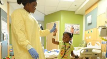 Gesundheits- und Kinderkrankenpfleger/in – was machen die eigentlich?