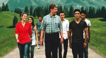 Integration einmal anders – Neuland ein Film der berührt