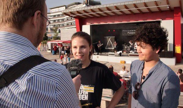 Anna-Lena Oltersdorf-bei-der-arbeit
