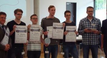 ROBOCOM – Der Schüler-Roboterwettbewerb an der Westfälischen Hochschule