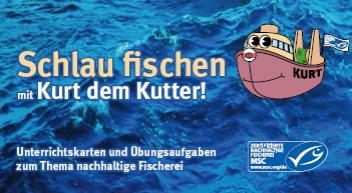 Kostenloses Unterrichtsmaterial: Wo kommt der Fisch her?