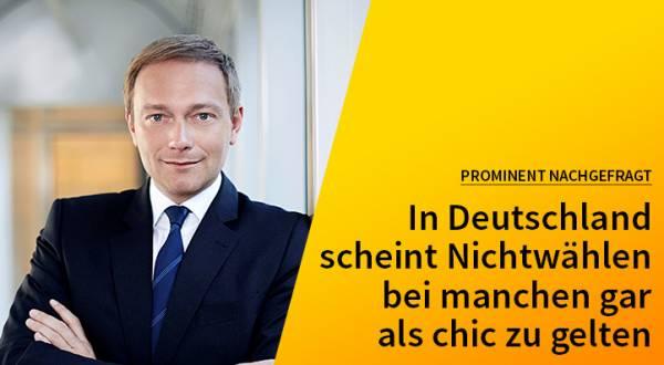 Interview Christian Lindner