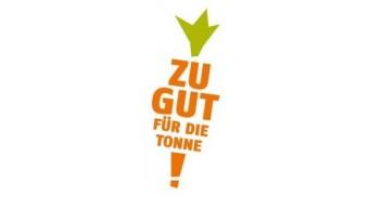 """""""Zu gut für die Tonne"""" – Kampagne gegen das Wegwerfen von Lebensmitteln"""
