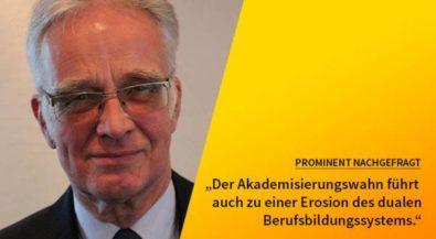 5 Fragen — 5 Antworten: Mit Dr. Rainer Bölling