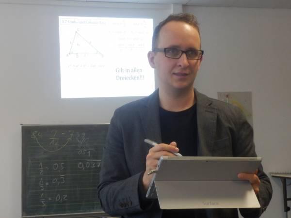 Tablet Sebastian Schmidt