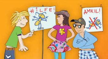 Laternenmond und heiße Ohren Sprachförderung im Grundschulunterricht
