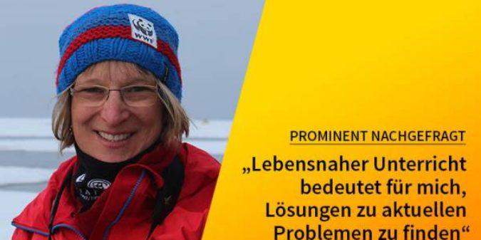 5 Fragen — 5 Antworten: Mit Dr. Sybille Klenzendorf