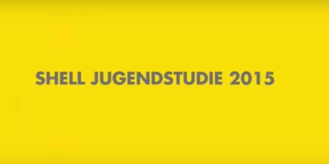 Shell Jugendstudie 2015