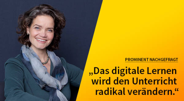 Claudia Nemat interview