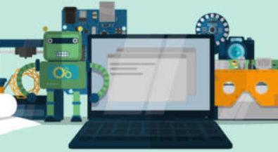 """Unterrichtsmaterial """"Werkzeugkasten DIY und Making: Gestalten mit Technik, Elektronik und PC"""""""