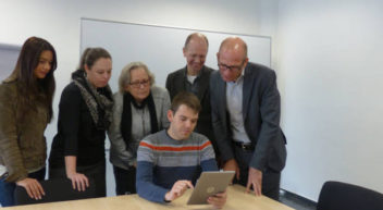 Studierender entwickelt App für Flüchtlinge