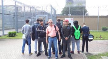 Inhaftierte, die straffällige Jugendliche sensibilisieren