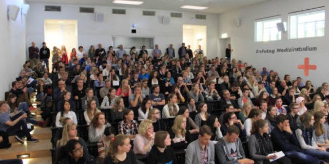 ABITURIENTENMESSE ZUM MEDIZINSTUDIUM – 21.01.2017 – Klinikum Kassel