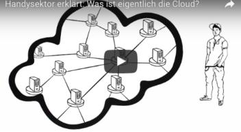 Handysektor-Erklärfilm: Was ist eine Cloud?