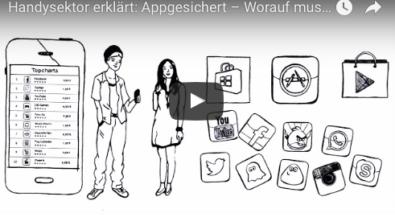 Handy-Erklärfilm: Worauf achten beim App-Kauf?