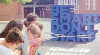"""""""Be Smart – Don't Start"""": Der Wettbewerb für rauchfreie Schulklassen"""