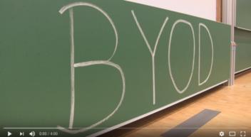 Was bedeutet BYOD für Lehrer/innen und Unterricht?