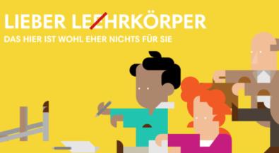 Deutscher Lehrerpreis – Unterricht innovativ 2017
