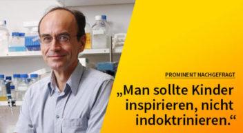 5 Fragen — 5 Antworten: Mit Prof. Thomas Südhof