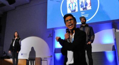 Textilstudierende entwerfen College-Jacke für die Hochschule Niederrhein