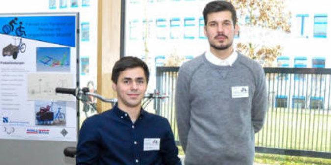 Innovative Studierendenprojekte beim Tag des Ingenieurs an der Hochschule Niederrhein