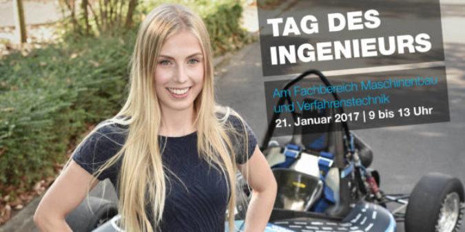 """Ingenieur werden, aber wie? Hochschule Niederrhein lädt zum """"Tag des Ingenieurs"""""""